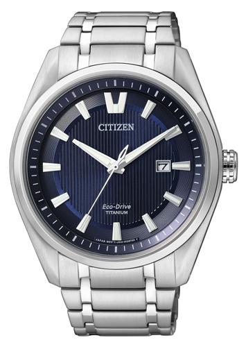 P�nske hodinky Citizen SUPER TITANIUM