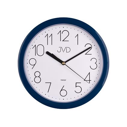 N�stenn� hodiny JVD s tich�m chodom HP612.xxx
