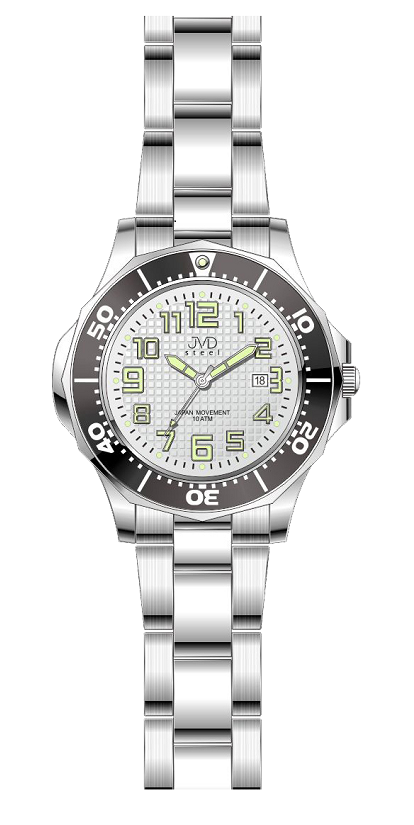 Detsk� n�ramkov� hodinky JVD J4117.2