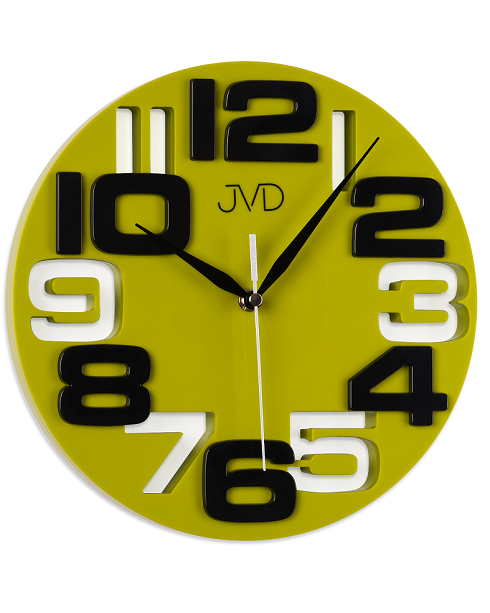 N�stenn� hodiny JVD H107.3