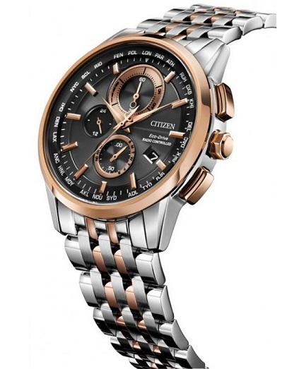 Pánske hodinky CITIZEN Radio Controlled AT8116-65E 4f60bd4a6ca