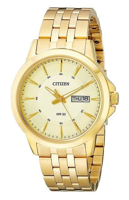 P�nske hodinky CITIZEN Zlat�