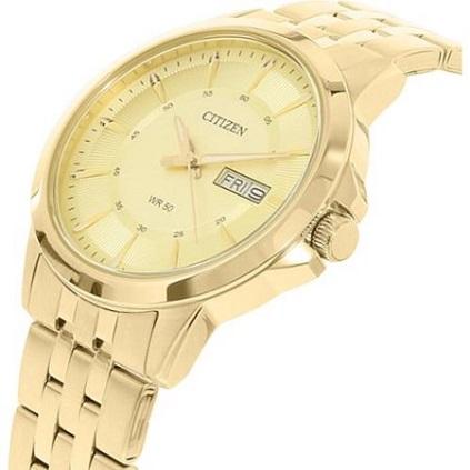 Pánske hodinky CITIZEN Zlaté ... 0f96c2107a