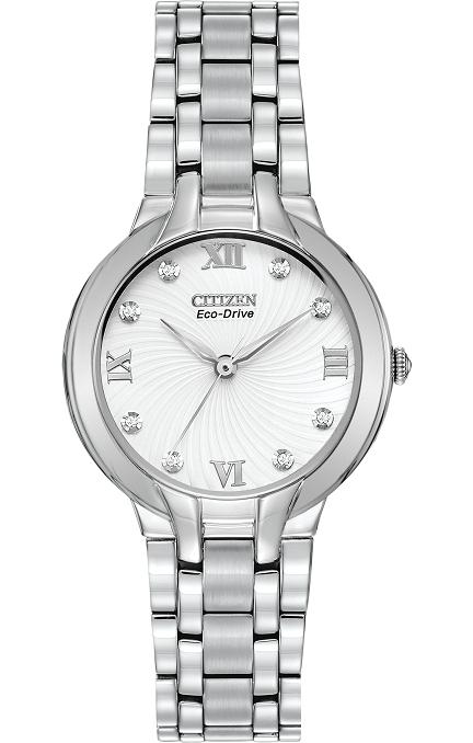 D�mske n�ramkov� hodinky CITIZEN EM0130-54A