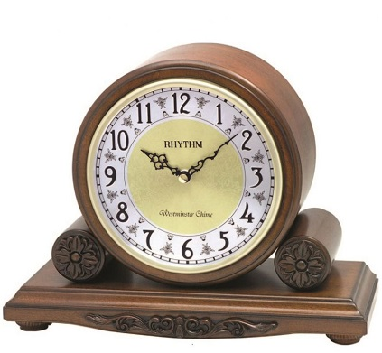 Stolov� hodiny RHYTHM s mel�diou WESTMINSTER