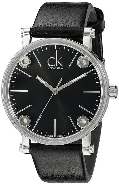 Hodinky máme na sklade. Doručenie  3 pracovné dni. Dámske hodinky Calvin  Klein black 1f8d4965de2