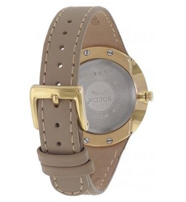 f342232deca Boccia Titanium dámske hodinky gold beige ...