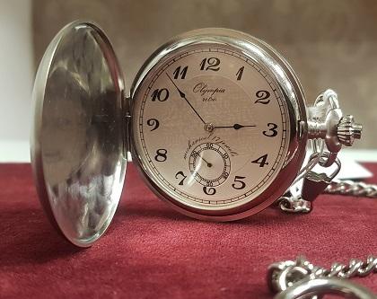 Vreckov� mechanick� hodiny str. arab