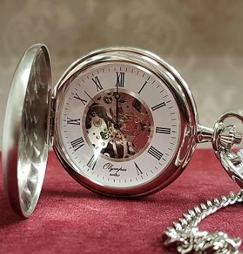Mechanick� vreckov� hodinky str. rim
