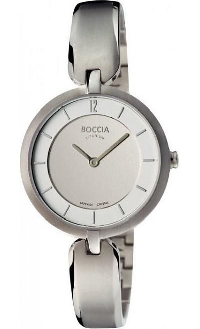 Tit�nov� d�mske hodinky BOCCIA