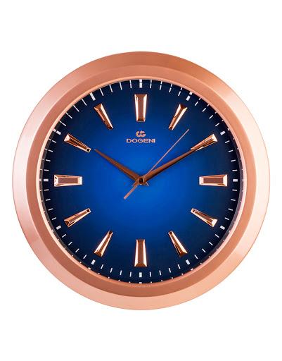 Nбstennй hodiny BLUE DOGENI