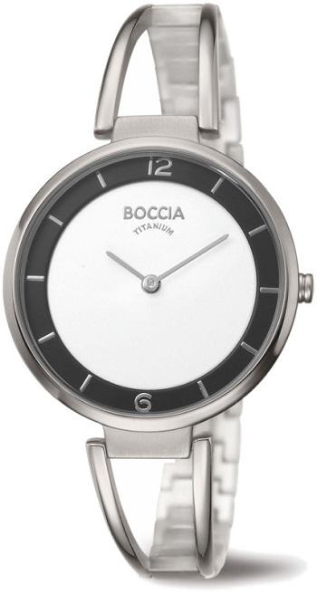 D�mske tit�nov� hodinky BOCCIA
