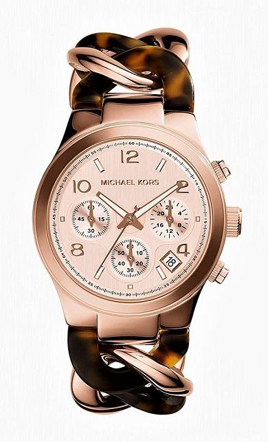 Dбmske nбramkovй hodinky MICHAEL KORS